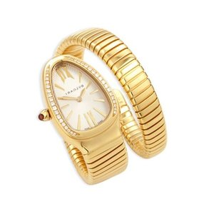 BVLGARI Bulgari Sepenti Tubogas Yellow Gold Watch