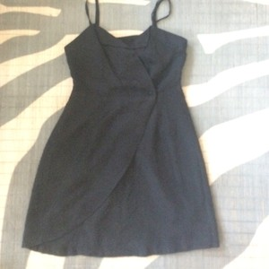 Sparkle & Fade short dress Black on Tradesy