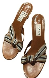 Isaac Mizrahi Tan Sandals