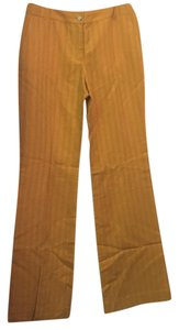 MICHAEL Michael Kors Straight Pants Gold