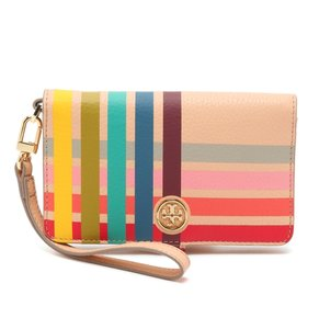 Tory Burch Wristlet in multi color