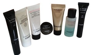 Chanel 7 Pieces of CHANEL Skin Care