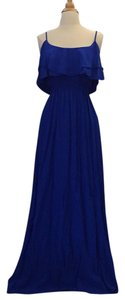 Royal blue Maxi Dress by Jay Godfrey