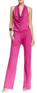Trina Turk Relaxed Pants Bright Plum