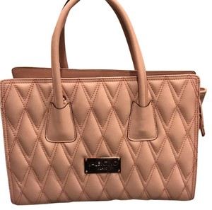 Valentino Satchel in rose, light pink