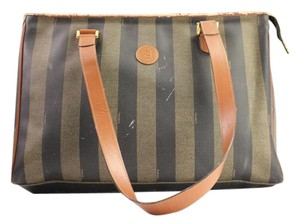 Fendi Flannery Flanerie Flanery Shoulder Bag