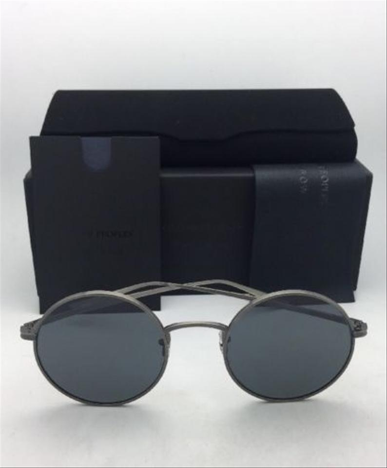 149a1a1f0c Oliver Peoples OLIVER PEOPLES The ROW Sunglasses AFTER MIDNIGHT 1197ST  5253R5 Pewter Image 10. 1234567891011