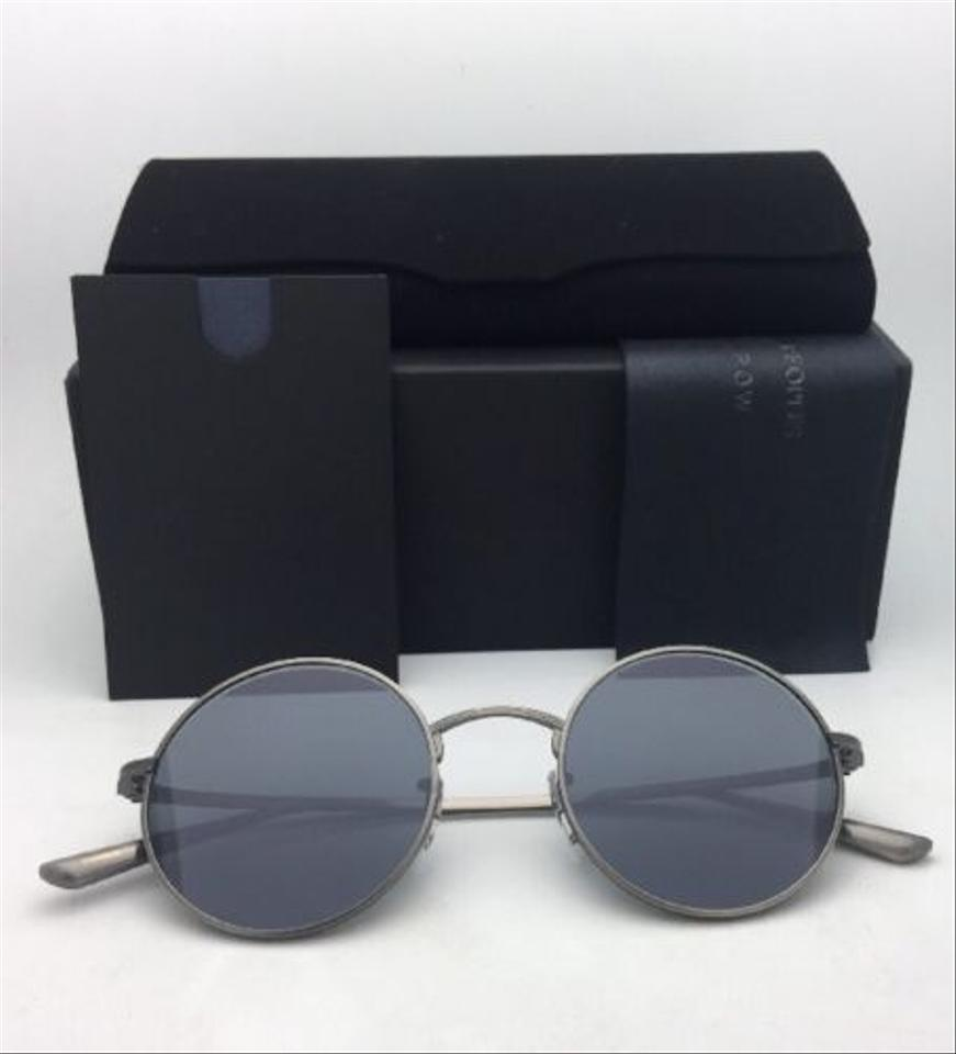 7977b2dd0a1 Oliver Peoples OLIVER PEOPLES The ROW Sunglasses AFTER MIDNIGHT 1197ST  5253R5 Pewter Image 10. 1234567891011