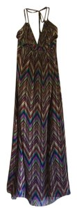 Multi color Maxi Dress by T-Bags Los Angeles