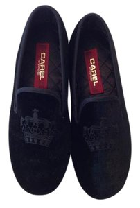 Carel Black Flats