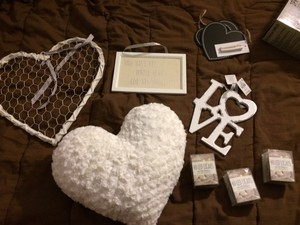 Wedding Hearts And Signs