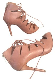 SCHUTZ Bootie Nude Pink Toasted (Nude) Sandals
