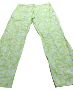 Lilly Pulitzer Capris Lime