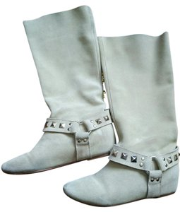 Charlie My Love Beige Boots