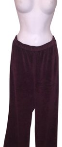 Opening Ceremony Skinny Pants maroon