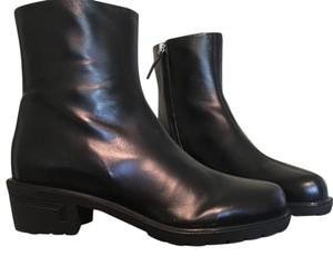 Giuseppe Zanotti Ankle Smooth black Boots