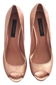 Ann Taylor Soft peach Formal