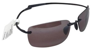Maui Jim Polarized MAUI JIM Sunglasses MJ R 724-02 KUMU Black Frame w/Maui Rose