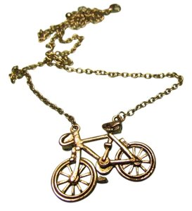 Boutique Bicycle Necklace
