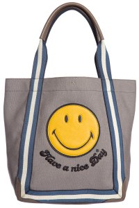 Anya Hindmarch Tote in Gray