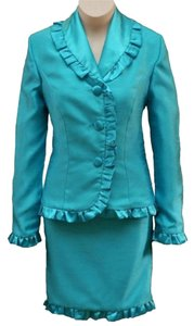 Other Blue Pageant Interview suit