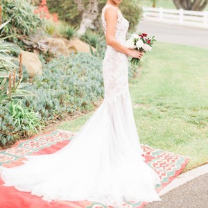 Watters Watters - Cinzia Wedding Gown (feat. On Style Me Pretty) Wedding Dress