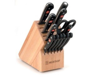 Wusthov NEW Wusthof Gourmet 14pc Knife Set NIB