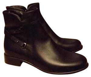 La Canadienne Leather Water-proof Black Boots