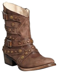 FreeBird Light Brown Boots