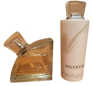 Valentino Valentino Perfume and Lotion Large Size