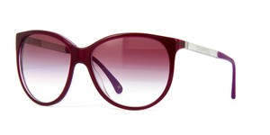 Chanel NEW Chanel 5169 Burgundy Mirror Collection Oversize Sunglasses