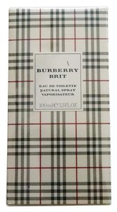Burberry Brit SALE!!! Burberry Brit Women's Eau de Toilette Spray 100mL/3.4oz