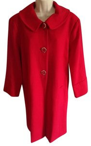 Carmen Marc Valvo Coat