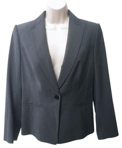 Ann Taylor Career Charcoal Blazer
