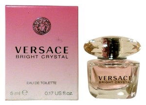 Versace NEW Bright Crystal Mini Fragrance, 5 ml .17 Fl. oz.