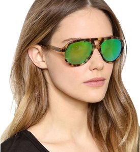 Stella McCartney Stella Mccartney Mirrored Aviator Sunglasses