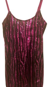 Free People Top Purple and Black