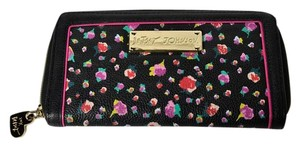 Betsey Johnson New Betsey Johnson Multicolor Printed Pattern Wallet