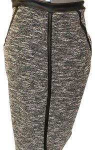 ANGL Skirt Grey/black