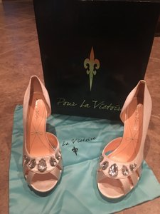 Pour La Victoire I Do Wedding Shoes