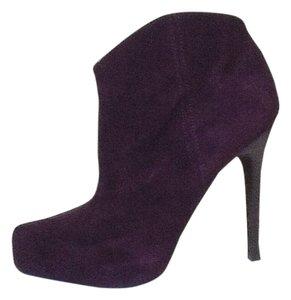 Jessica Simpson Purple Boots