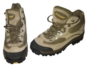 Columbia Hiker Winter Semi-waterproof Beige Boots