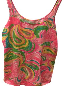 Lilly Pulitzer Top Multi pink