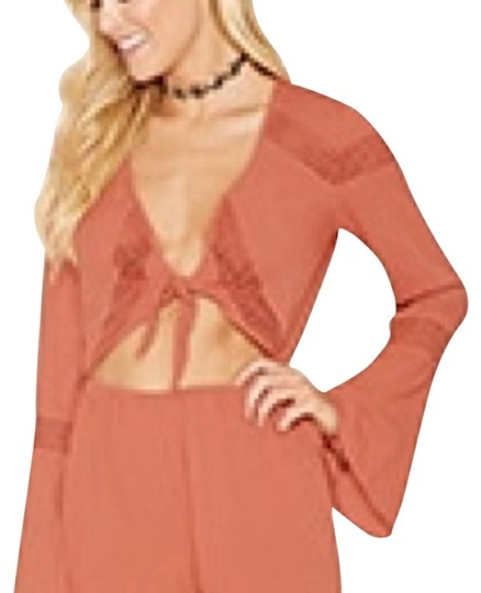 f23eb1bfd2e6 Forever 21 Lobster Bisque 2000152270 Romper Jumpsuit - 14% Off Retail  delicate