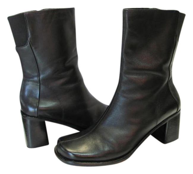 Item - Leather Very Good Condition Boots/Booties Size US 10 Wide (C, D)