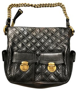 Marc by Marc Jacobs Leather Chain Shoulder Bag
