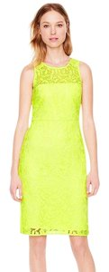 J.Crew Neon Party Cocktail Summer Dress