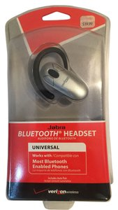 Other Bluetooth Headset; Universal by Jabra for Verizon Wireless [ Roxanne Anjou Closet ]