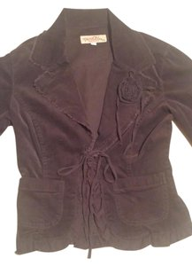 Paris Blues Corduroy Brown Blazer