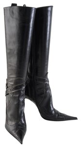 Icone Stilettos Black Boots
